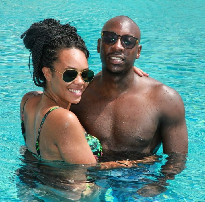 Kenya bien 39 s new nigerian girlfriend gets her own tv show for Pool man show