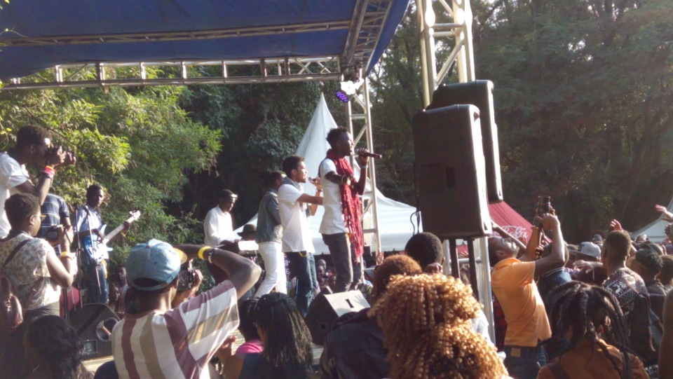 Cake Art Affair Nairobi : KENYA: Great Food, Poetry and Surprise Music Performances ...