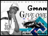 G Man Mc Rapper