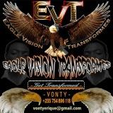 Eagle vision transformers