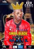 Small Black Tikas