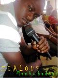 Zealous boy