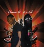 kish B & black D