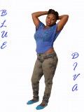 Blue Diva