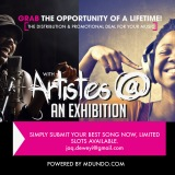 Artistes @An Exhibition Volume 1