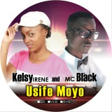 Mc black & Kelsy Irene