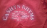 CASHYN RHYMS
