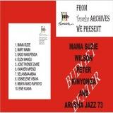 Arusha Jazz (Tamasha Records)