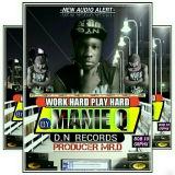 Rapper Manie Q