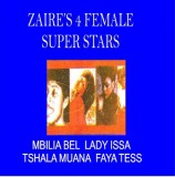 Zaire's 4 Female Superstars (Tamasha Records)