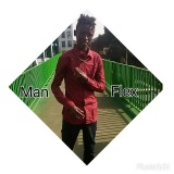 man flex