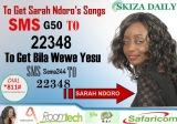 Sarah Ndoro