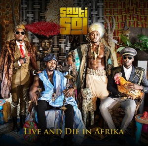 10Yrs of SautiSol