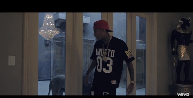 New Video Tyga Flaunts His Gigantic Mansion In New Video News