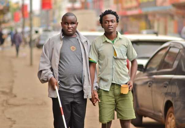 NEWS (KENYA): Bahati and Denno, 'Story Yangu