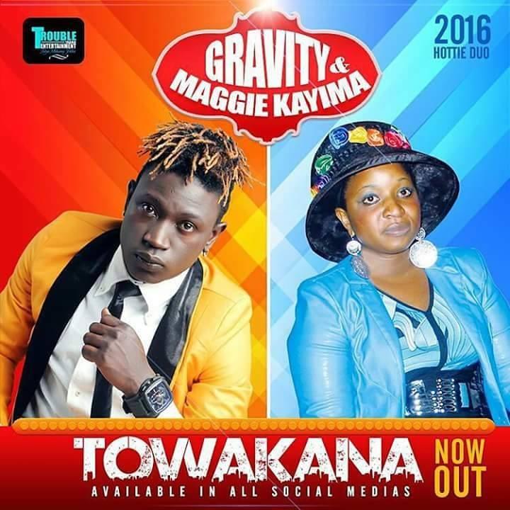 NEW MUSIC (UGANDA): Gravity Omuttuju Releases New Hit Single