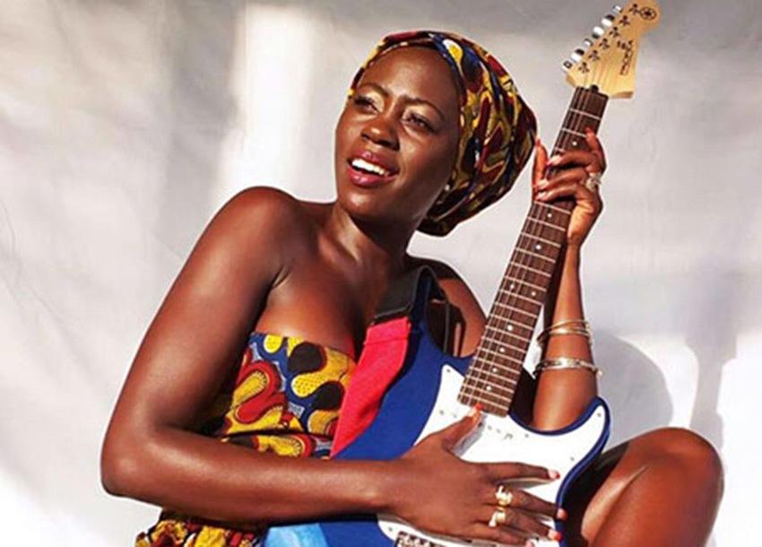 KENYA: After Her Success With Diamond Kenya's Richest Female Singer