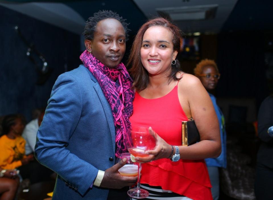 Image result for eric wainaina's wife