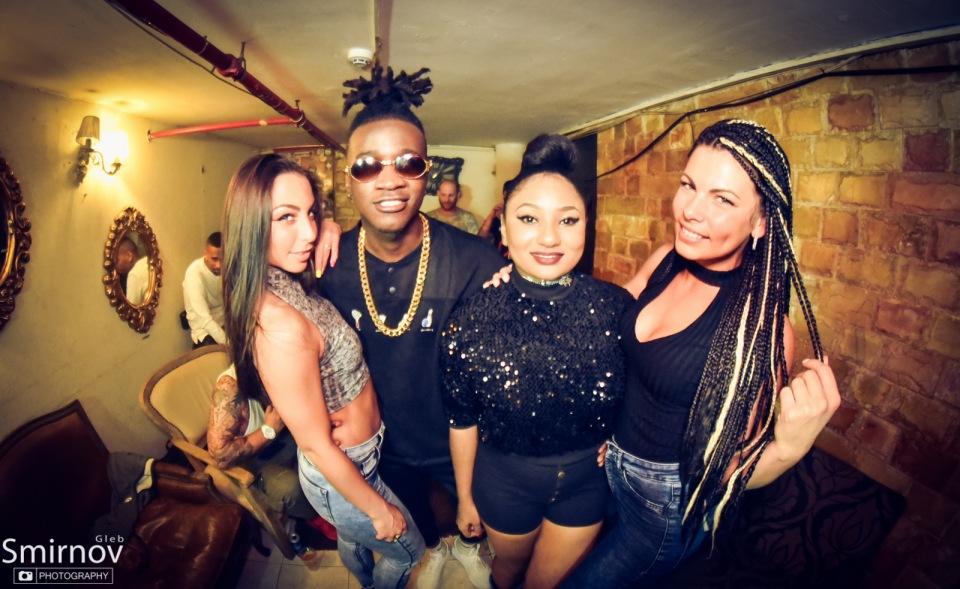 """TANZANIA: Tanzanian Afro Pop/Dance Duo """"Navy Kenzo"""" Debut In Israel"""