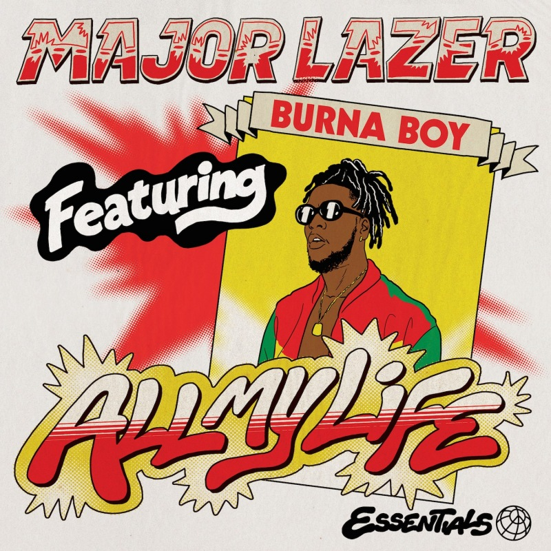 NEW MUSIC: Major Lazer Debuts Afrobeats Mix Ft New Music, Selections