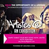 Artistes @An Exhibition Volume 1