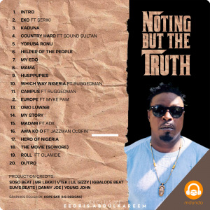 Nothing but TRUTH Full EP'