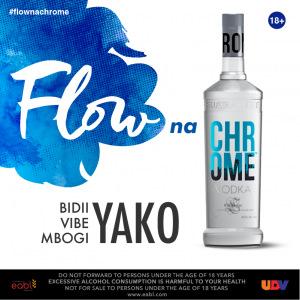 Flow na Chrome Vodka'
