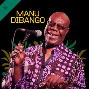 Legendary Manu Dibango'