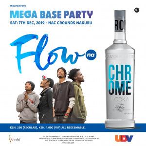 Chrome Vodka Party'