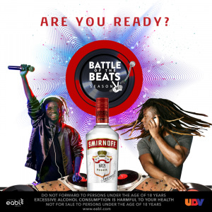 SMIRNOFF Battle of the Beats'