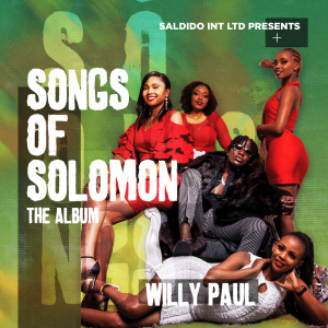 WILLY PAUL- SONGS OF SOLOMON ALBUM