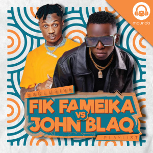 John blaq Vs Fik Fameika