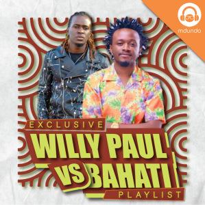 Willy paul vs Bahati