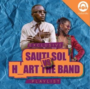 Sauti Sol vs H_Art the band