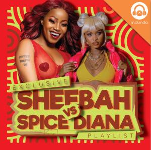 Sheebah Vs Spice Diana