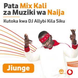 NAIJA DJ Mixes - DJ ALLYBI