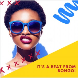 It's a beat from Bongo!