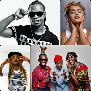 AFROPOP ALL STARS*