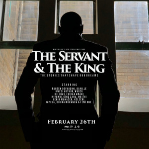 Servant & THE KING Full Album