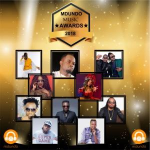 2018 Mdundo Awards UG*